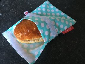 Pochette à Lunch - Sandwich - Flax & Stitch